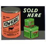 Kow Kare Sign