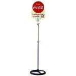 Coca Cola Standing Sign