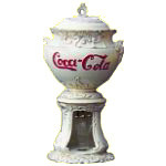 Coca-Cola Decorative Vase