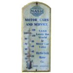 Nash Motor Cars Thermometer