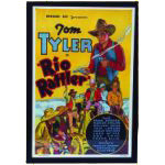 Rio Rattler Movie Poster
