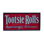 Tootsie Roll Candy Sign