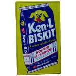 Ken-L Biskit Sign