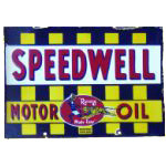 Speedwell Motor Oil Sign