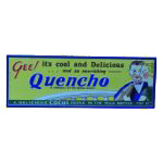 Quencho Sign