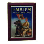 Emblem Cigarettes Sign