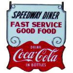 Coca-Cola Diner Sign