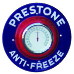 Prestone Anti-Freeze Thermometer