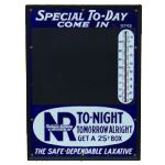 Nature's Remedy Laxative Thermometer