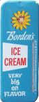 Borden's Ice Cream Thermometer