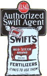 Swift's Fertilizers Sign