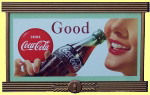Good Coca-Cola Sign