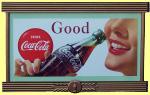 Good Coca-Cola Sign