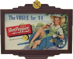 Dr Pepper The Vogue for 44 Sign