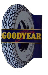 Goodyear Tire Flange Sign
