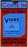 Vicks Door Push