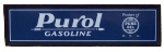 Purol Gasoline Sign