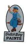 Dutch Boy Paints Sign
