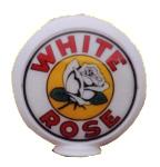 White Rose Globe