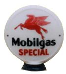 Mobilgas Special Globe