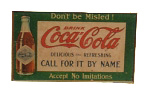 Coca Cola Call For It Sign