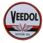 Veedol Oil Sign