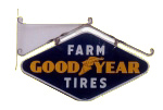 Goodyear Farm Tires Sign