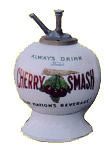 Cherry Smash Syrup Dispenser
