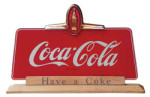 Coca-Cola Sign Topper