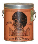 Niggerhair Tobacco Tin