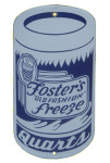 Foster's Old Fashion Freeze Sign