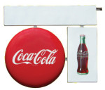 Coca-Cola Store Sign