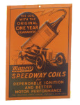 Mapco Speedway Coils Sign