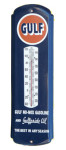 Gulf Oil Thermometer