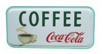 Coca-Cola Coffee Sign