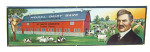 Model Dairy Barn Sign