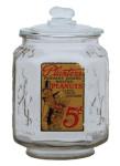 Planters Peanuts Glass Jar