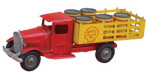 Shell Gas Toy Truck