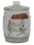 Planters Salted Peanuts Jar