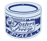 Foster's Freeze Sign