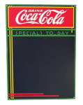 Coca-Cola Specials Display Board