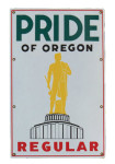 Pride of Oregon Sign
