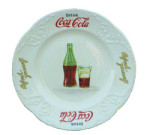 Coca-Cola Decorative Plate