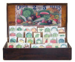 Choice Seeds Display Box