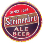 Steinerbru Ale Beer Neon Sign