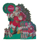 Coca-Cola Santa Claus Displays