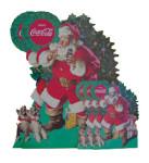 Coca-Cola Santa Claus Displays