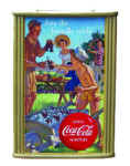 Coca-Cola Friendly Circle Portrait