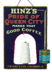 Hinz's Coffee String Holder