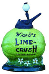 Ward's Lime Crush Syrup Dispenser